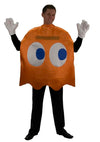 "Pac-Man ""Clyde"" Deluxe Costume Adult Standard"