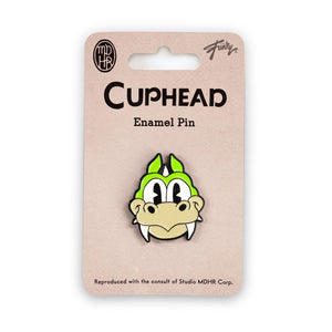 Cuphead Dragon Boss Collectibles