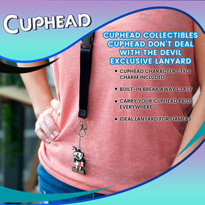 Cuphead Collectibles