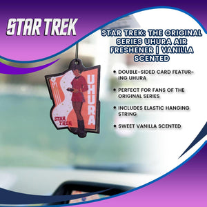Star Trek: The Original Series Uhura Air Freshener