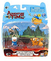 "Adventure Time Battle 2 Pack 2"" Battle Finn & Jake"