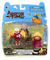 "Adventure Time Battle 2 Pack 2"" Wizard Finn & Wizard Jake"
