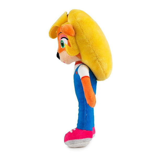 "Crash Bandicoot 8"" Phunny Plush: Coco Bandicoot"