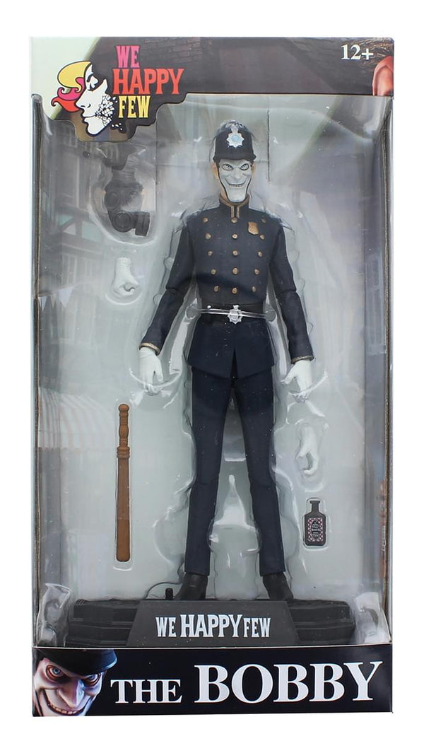 "We Happy Few 7"" Bobby Action Figure"
