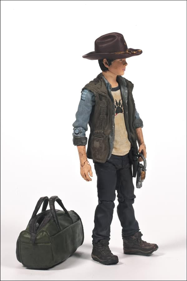 The Walking Dead TV Series 4 Action Figure Carl Grimes
