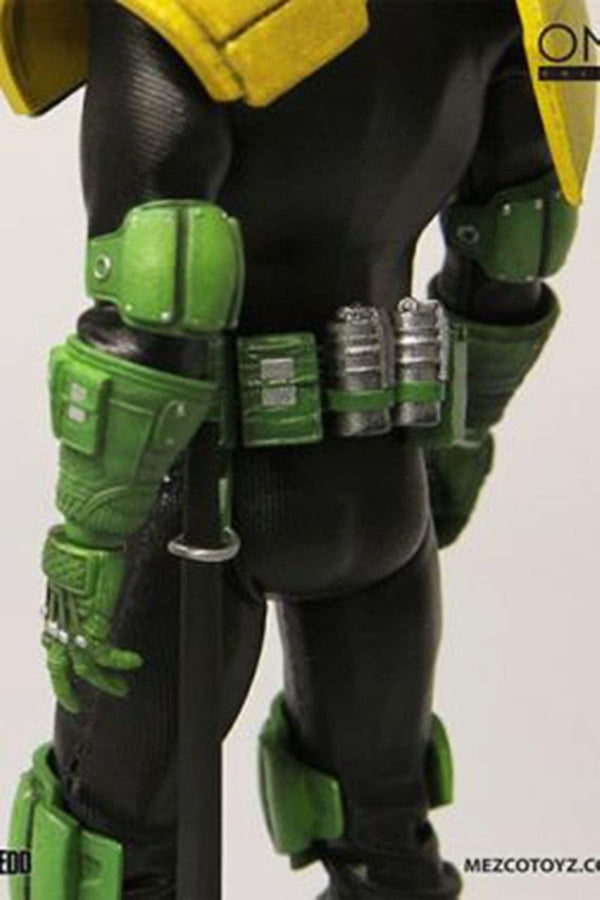 One:12 Collective Judge Dredd Mezco Action Figure