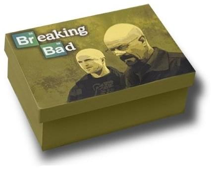 Breaking Bad Themed Stash Box