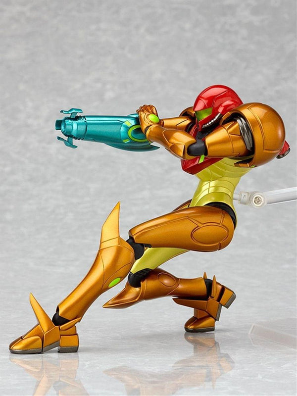 Metroid Other M Samus Aran PVC Figure Figma #133