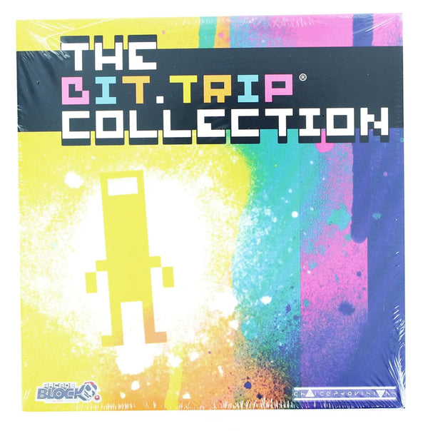 Arcade Block The Bit Trip Collection Saga
