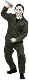Rob Zombie Halloween Michael Myers Costume Adult