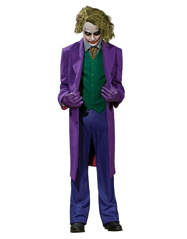 Batman Dark Knight Grand Heritage The Joker Adult Costume X-Large