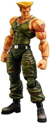 Super Street Fighter IV Play Arts Kai Action Figure: Guile