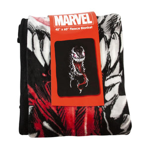 Marvel Venom Lightweight Fleece Throw Blanket