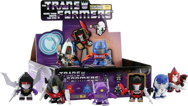 "Transformers Blind Box 3"" Action Vinyls Series 2, Case of 16 Boxes"