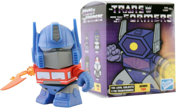 "Transformers Blind Box 3"" Action Vinyls Series 2, Lot of 3"