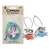 Cuphead Air Fresheners With 2 Scents, Set Of 2
