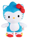 "Sonic x Sanrio 10"" Plush: Blue Sonic x Hello Kitty"
