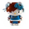 Street Fighter X Sanrio Mobile Key Chain ChunLi