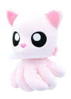 "Tentacle Kitty Little Ones 4"" Plush: Pink"