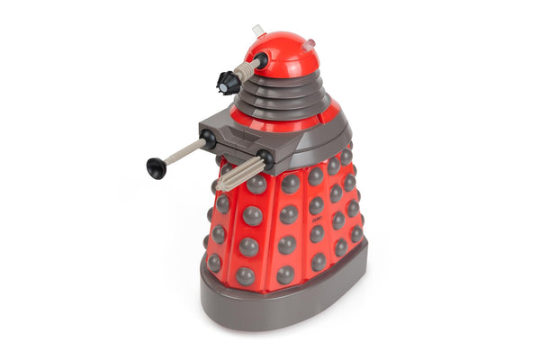 Doctor Who Red Dalek Talking Money Bank