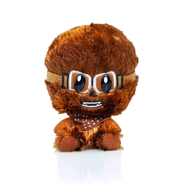 "Star Wars 4"" Super Bitz Plush - Chewie w/ Goggles SDCC'18 Exclusive"