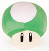 "Super Mario Brothers 10"" Green Mushroom Plush"