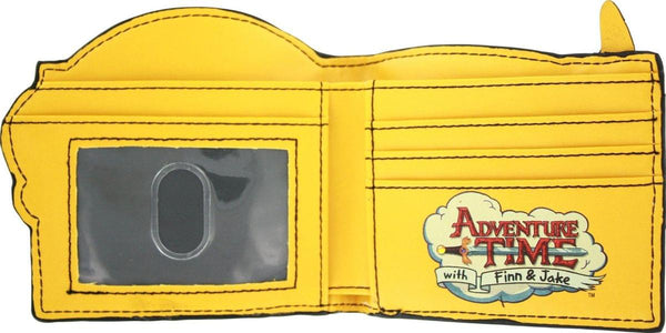 Adventure Time Bi-Fold Die Cut Wallet: Jake