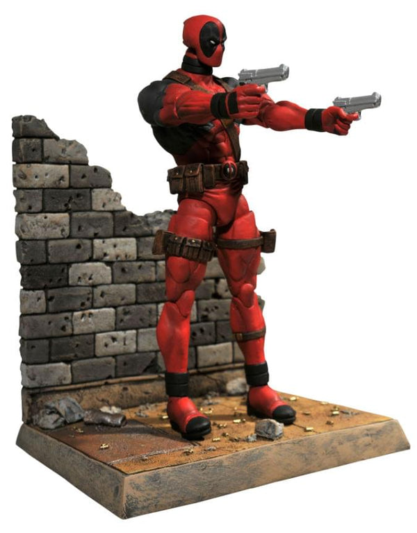 Marvel Select Deadpool With Mask Action Figure