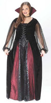 Goth Maiden Vampiress Adult Costume Kit
