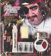 Pirate Horror Character Costume Makeup Kit