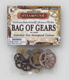 Steampunk Bag of Gears Adult Costume Accessory