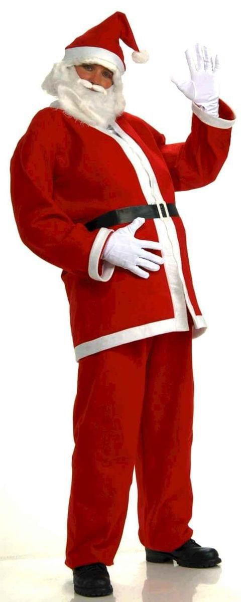 Simply Santa Christmas Costume Suit Adult X-Large