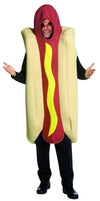 Hot Dog Deluxe Costume Adult Standard
