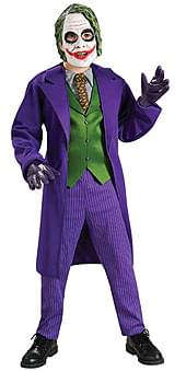 Batman Dark Knight Deluxe Joker Child Costume