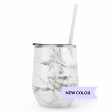 Load image into Gallery viewer, Custom Orders 12oz Wine Tumbler