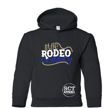 Load image into Gallery viewer, Little Rodeo Cowboy - Youth hoodie