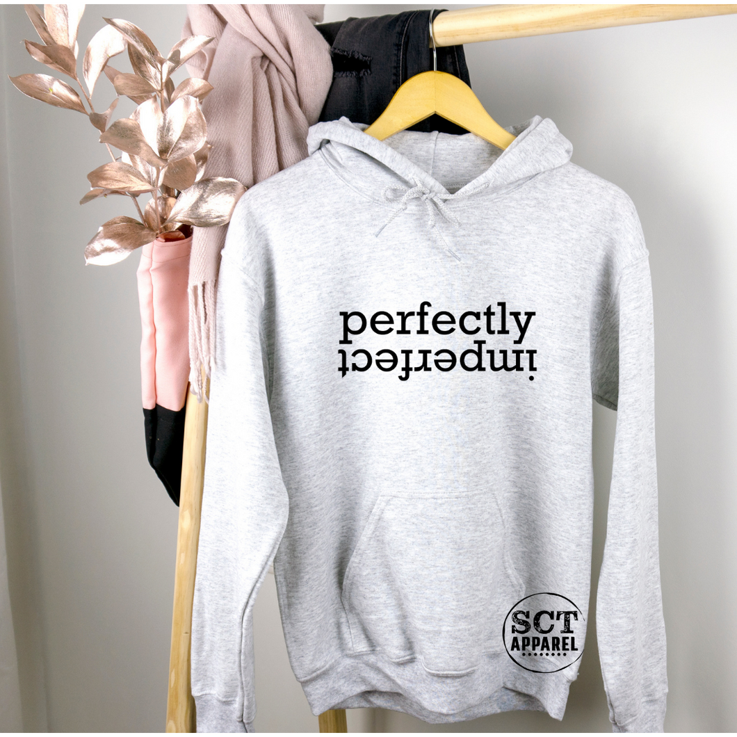 Perfectly Imperfect  - Unisex hoodie