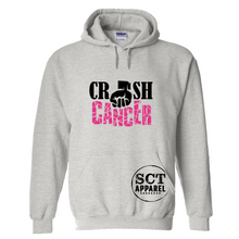 Load image into Gallery viewer, Crush Cancer - Unisex Hoodie