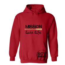 Load image into Gallery viewer, Mission Lake life - Unisex hoodie