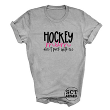 Load image into Gallery viewer, Hockey Mom Don't Puck With Me - Unisex Tee