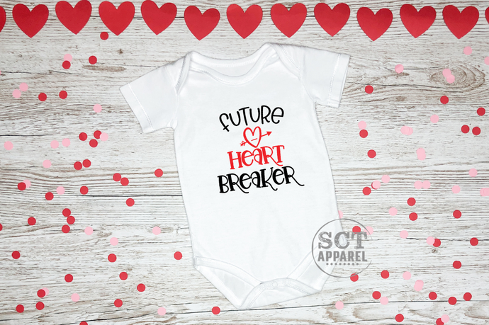 Future Heart Breaker - Infant onesie