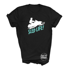 Load image into Gallery viewer, Sled Life - Unisex Tee