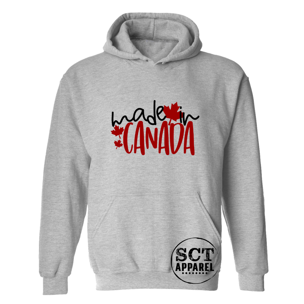 Made in Canada - Unisex hoodie