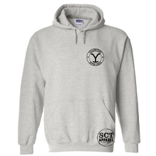Load image into Gallery viewer, Yellowstone Dutton Ranch- Unisex hoodie