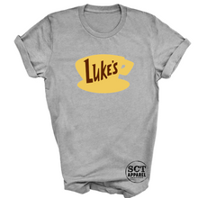 Load image into Gallery viewer, Luke's Diner  - Unisex Tee