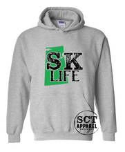 Load image into Gallery viewer, SK Life - Unisex hoodie