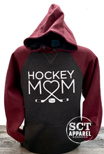 Load image into Gallery viewer, Hockey Mom - Unisex Hoodie
