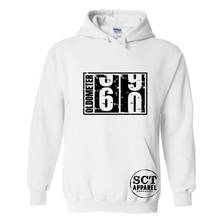 Load image into Gallery viewer, Oldometer aging, birthday - Unisex hoodie