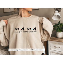 Load image into Gallery viewer, Boy Mama - Unisex crewneck sweater