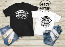 Load image into Gallery viewer, Amazing Mama - T-shirt set